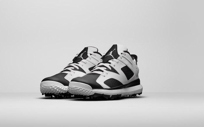 Nike Debuts Air Jordan VI Retro Golf Shoe