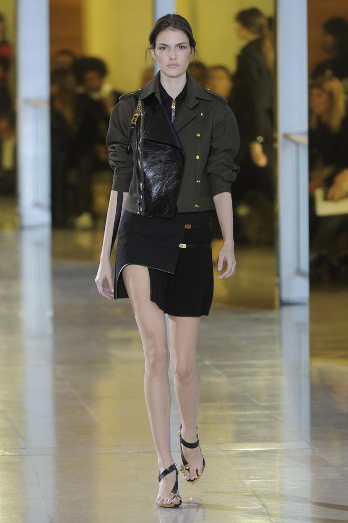 Anthony Vaccarello Spring 2016 Paris Fashion Week