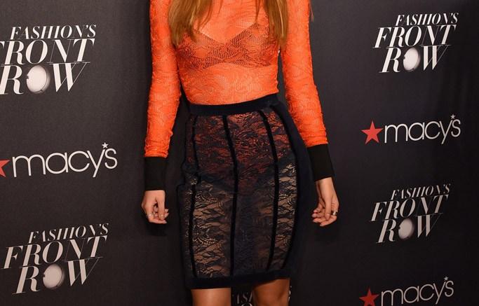 Bella Thorne Celebrity Statement Shoes