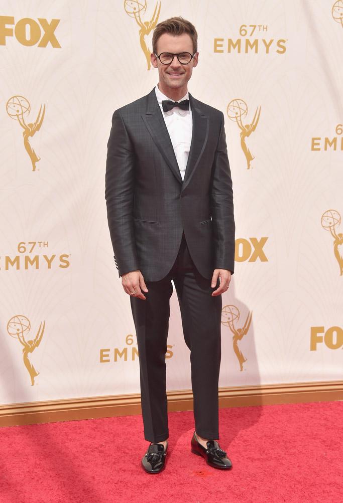 Brad Goreski 2015 Emmy Awards