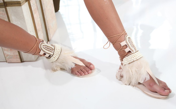 Brother Vellies Spring 2016 New York Fashion Week