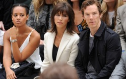 Burberry London Fashion Week Spring 2016 Front Row