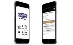 Champs Sports App