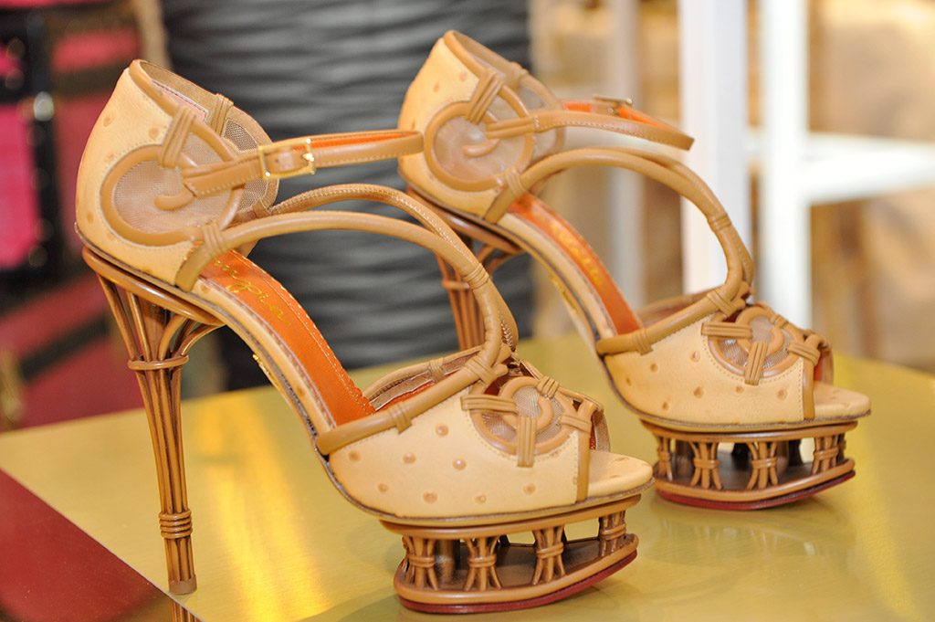 Charlotte Olympia Spring 2016 Shoe Collection