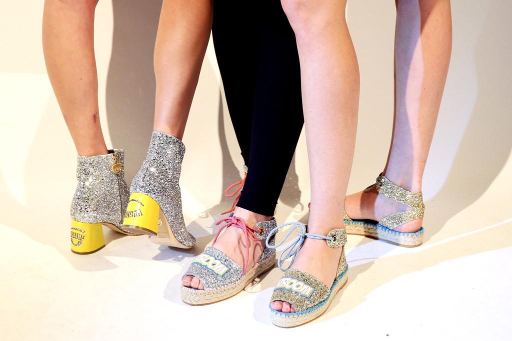 Chiara Ferragni Collection Shoes Spring 2016 Milan Fashion Week
