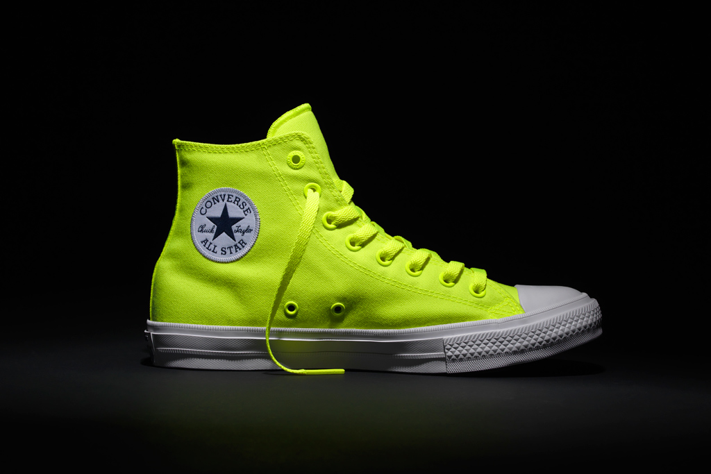 Converse Unveils New Chuck Taylor All