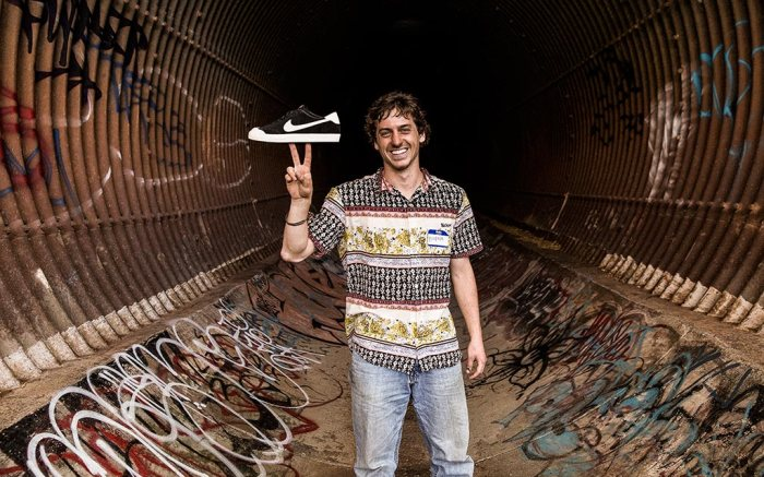 Cory Kennedy Debuts Nike SB Zoom All Court