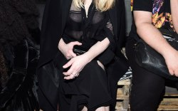 Givenchy New York Fashion Week Front Row