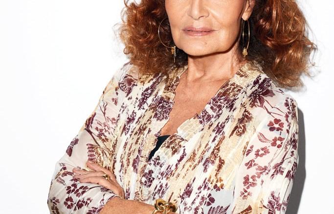 Diane von Furstenberg Terry Richardson Portrait
