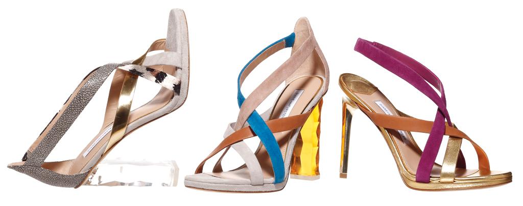 Diane von Furstenberg Shoes Spring 2016