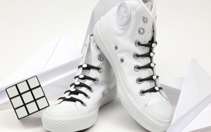 DooHickies No Tie Shoe Laces