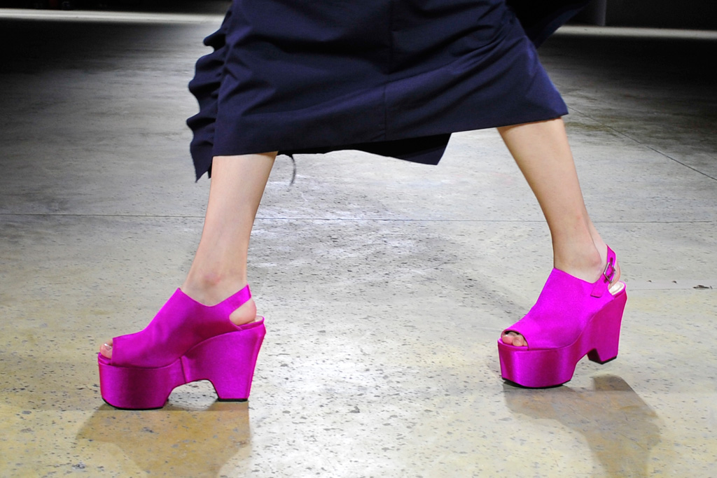 Dries Van Noten Spring 2016 Paris Fashion Week
