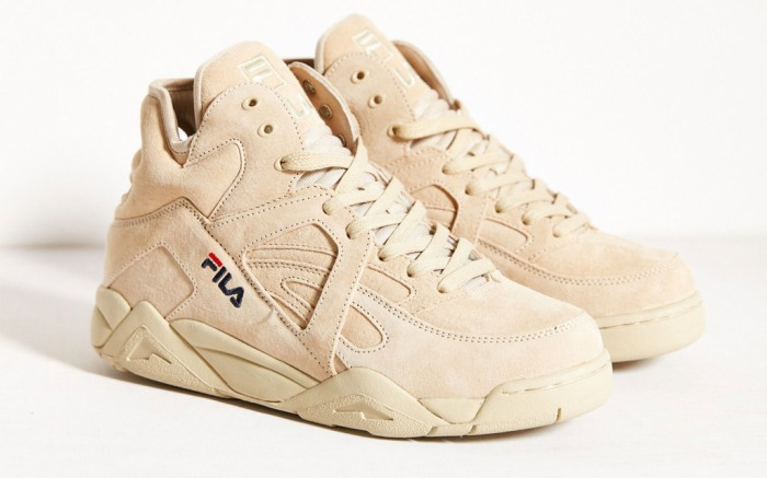 Fila Cage sneaker; Urban Outfitters