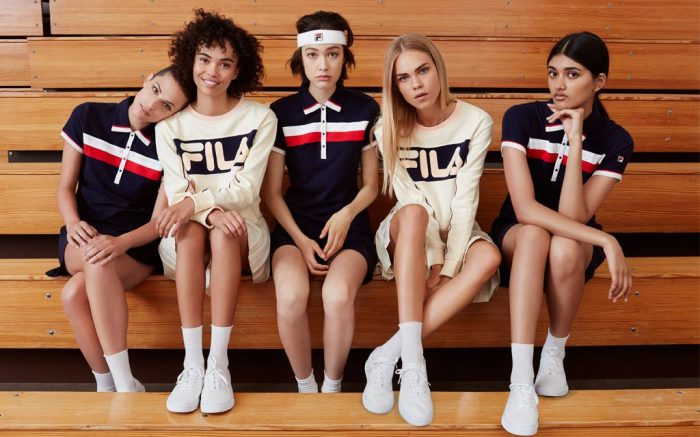 Fila; Urban Outfitters
