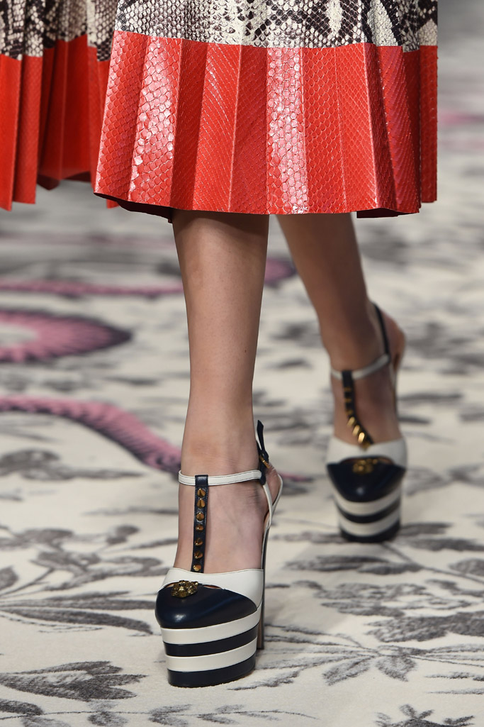 Gucci Spring 2016 Shoe Highlights