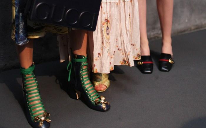 Gucci Spring 2016 Milan Fashion Week