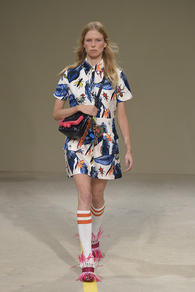 House of Holland Spring 2016 New York Fashion Week