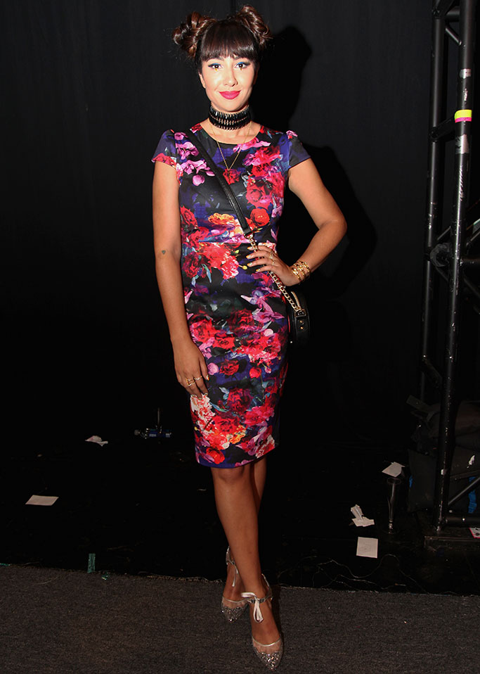 Betsey Johnson Spring 2016 New York Fashion Week