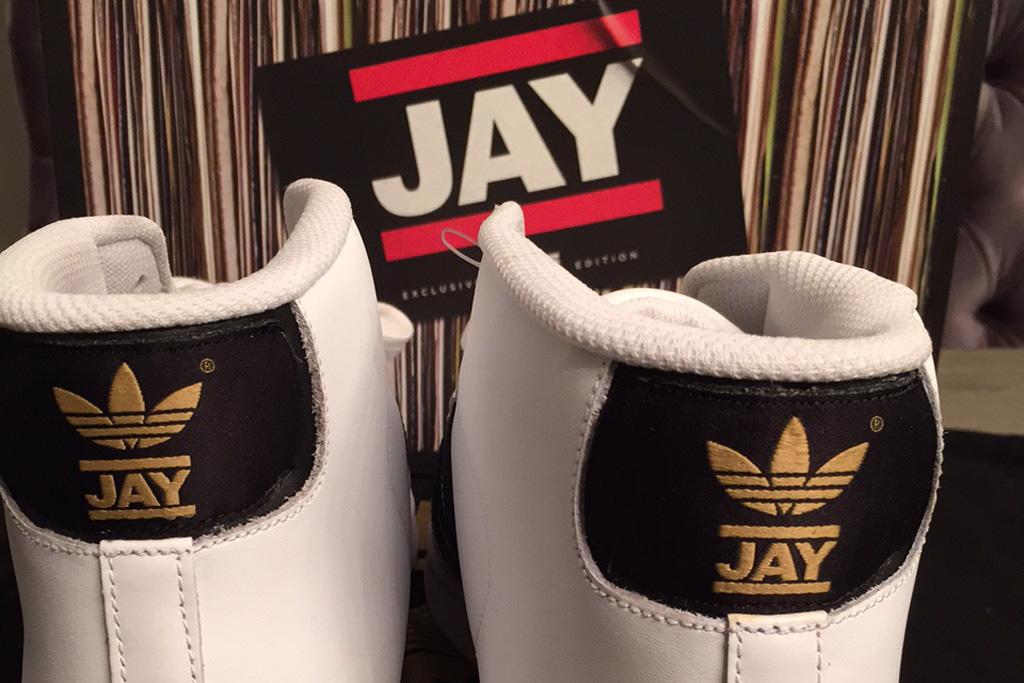Adidas Superstar Jam Master Jay Run DMC