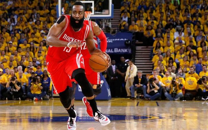 James harden NBA Houston Rockets