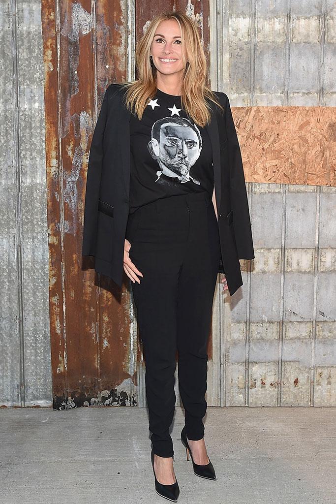 Givenchy Spring 2016 New York Fashion Week