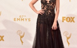 Julianne Hough 2015 Emmy Awards