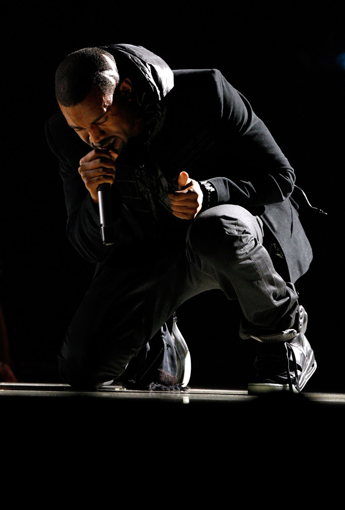 Kanye West Yeezy Nike 2008 Grammy
