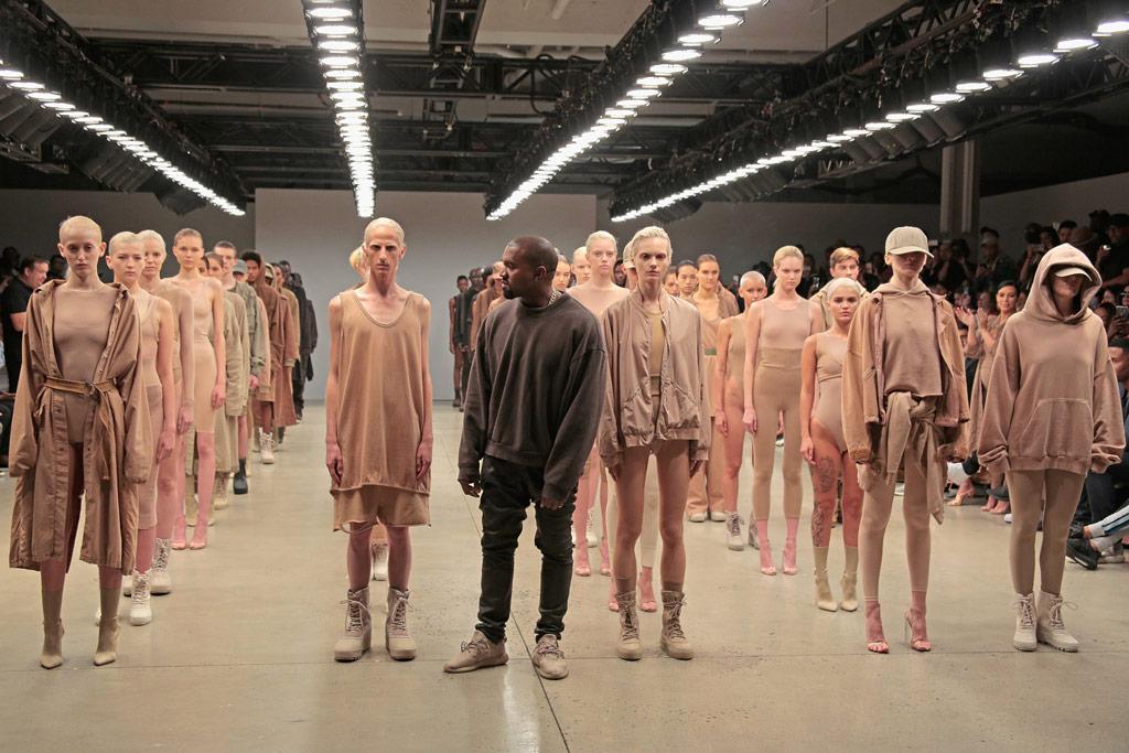 Kanye West Yeezy Season 2 Spring 2016 New York Fashion Week