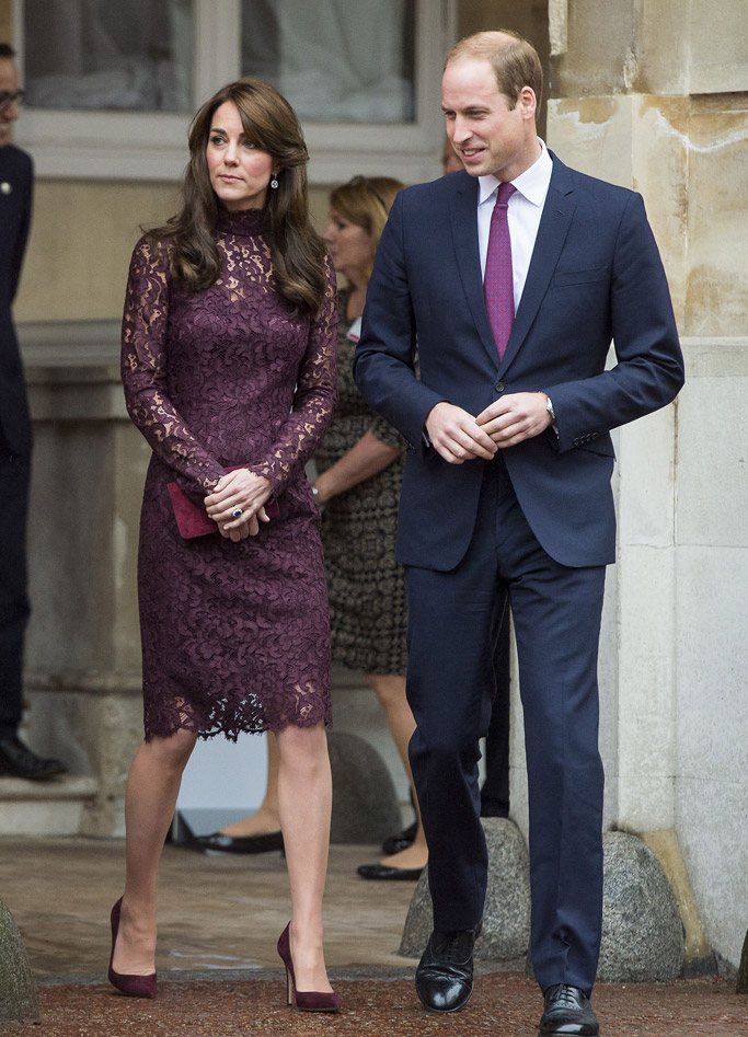 Kate Middleton Celebrity Statement Shoes Fall 2015