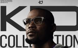 Kevin Durant Expands Eyewear Line