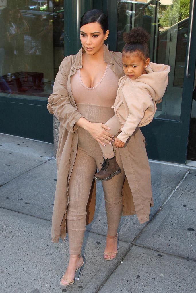 Kanye West Yeezy Season 2 New York Fashion Week