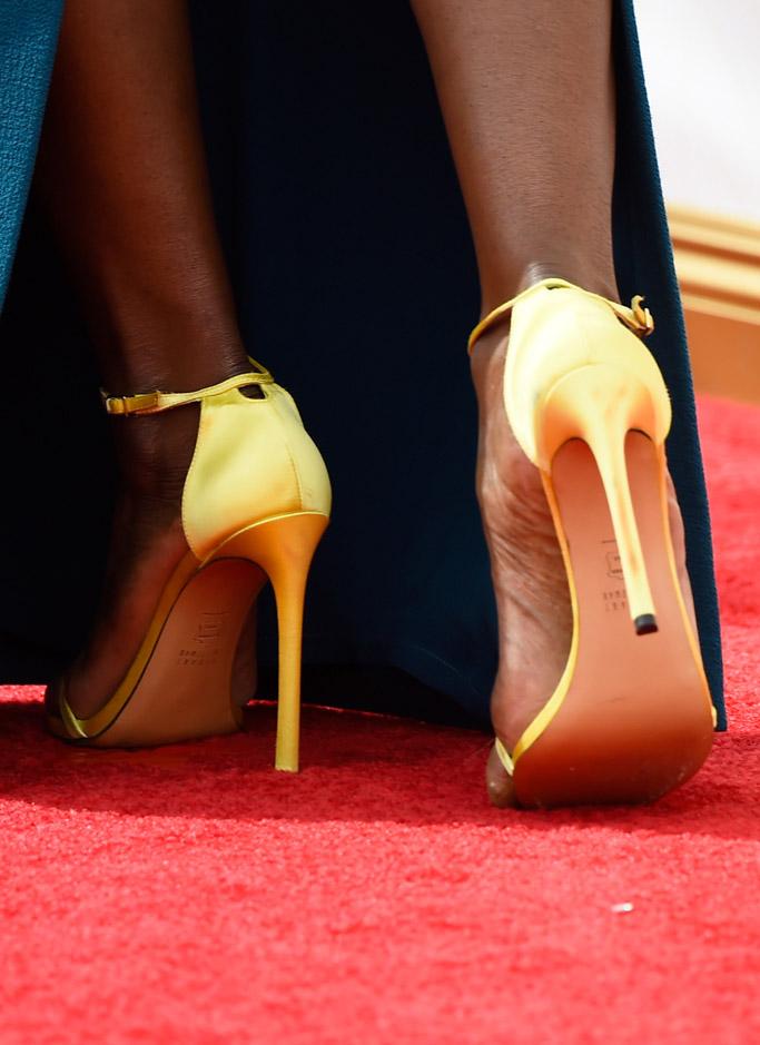 Laverne Cox 2015 Emmy Awards