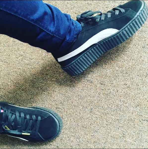 Celebrity Shoe Instagram