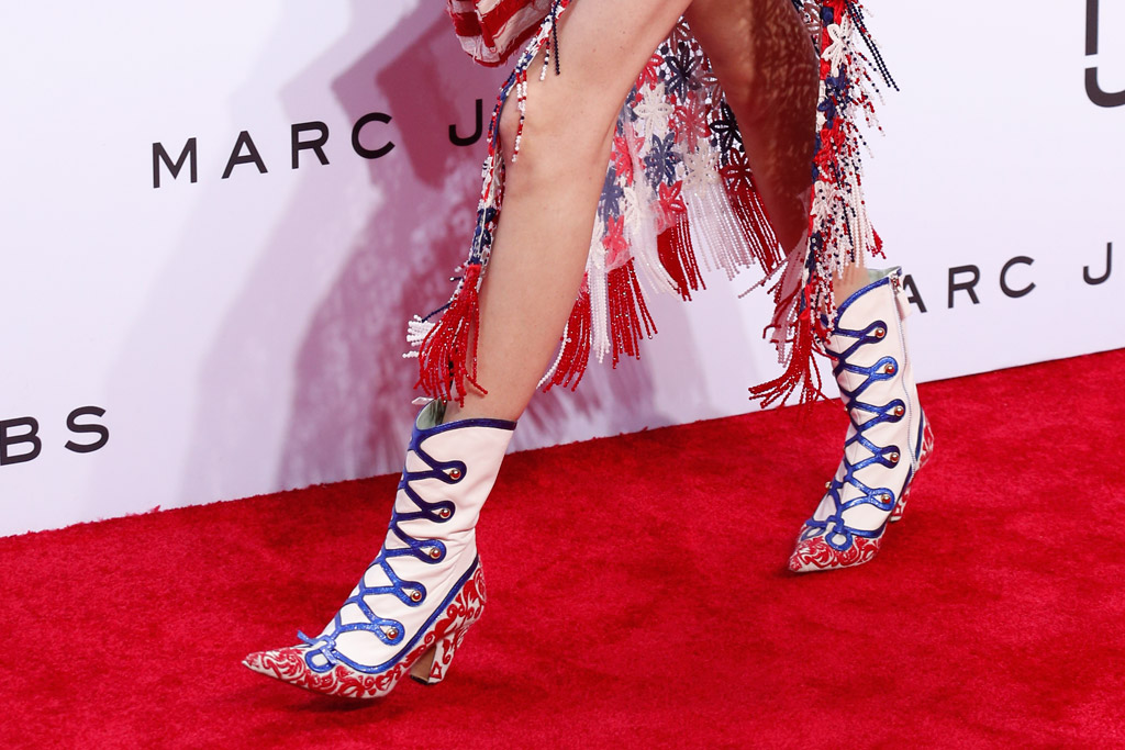 Marc Jacobs Shoes New York Fashion Week Spring 2016