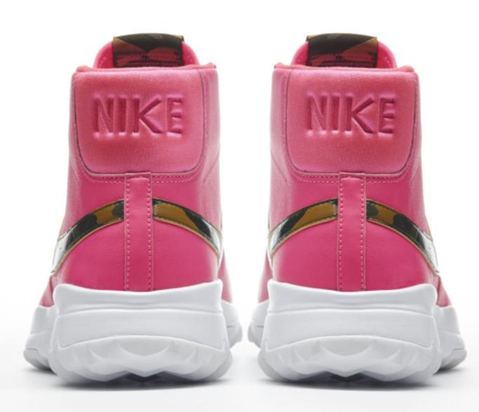Michelle Wie Nike Golf Blazer Back