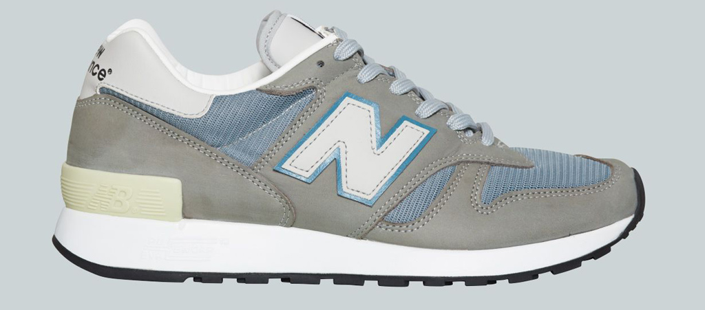 New Balance 1300 sneakers.