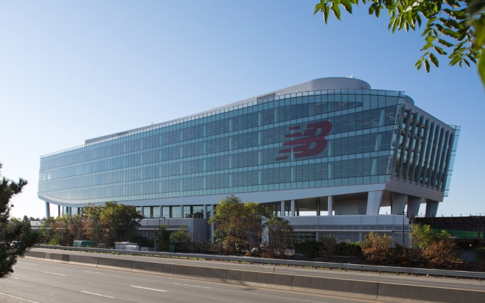 New Balance Allston-Brighton Headquarters