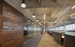New Balance's Allston-Brighton Headquarters