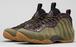 Nike Foamposite One Olive
