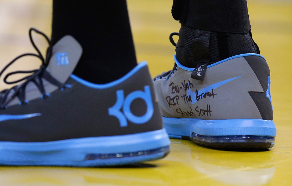 Kevin Durant Birthday Tribute: His Best