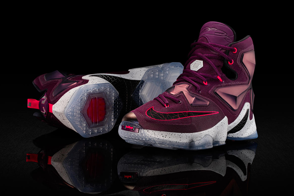 Nike Unveils The LeBron 13 Sneaker