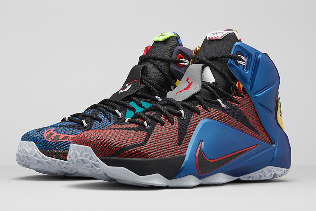 Nike What The LeBron 12