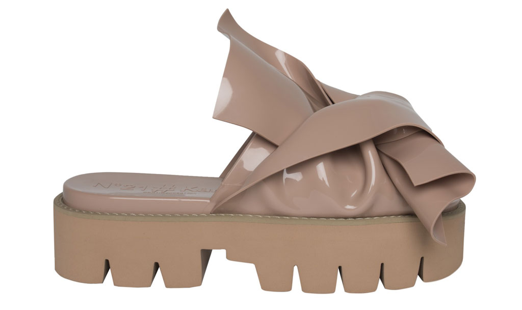 No.21 Kartell Bow Shoes