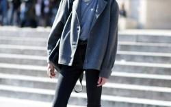 Paris Fashion Week Street Style Shoes