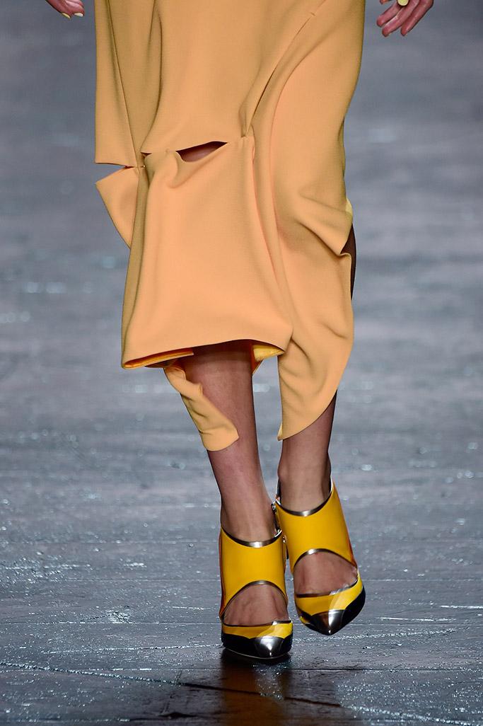 Prabal Gurung Shoes New York Fashion Week Spring 2016
