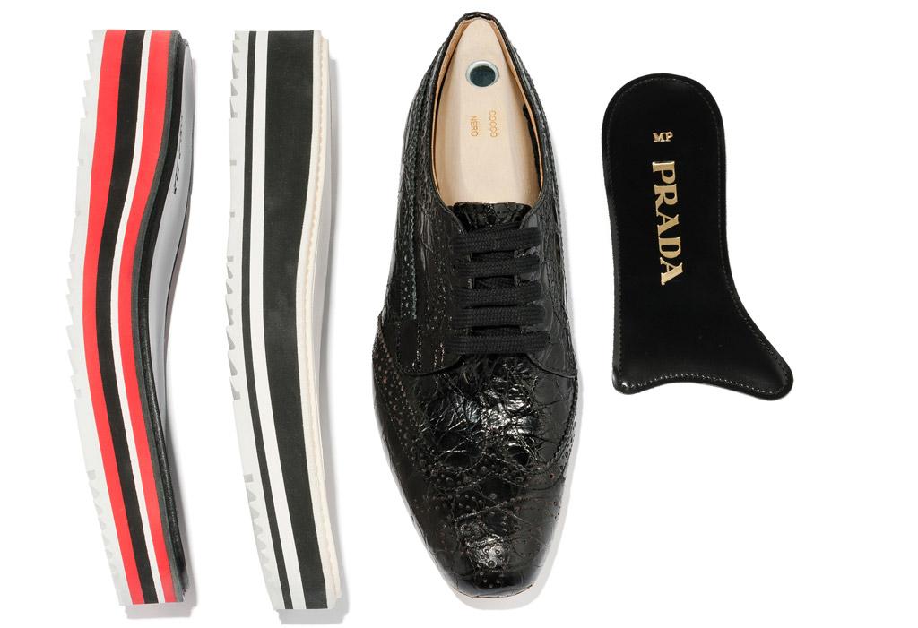 Prada Custom Shoes Bergdorf Goodman