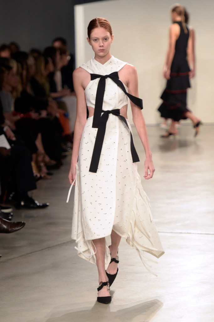Proenza Schouler Spring 2016 New York Fashion Week