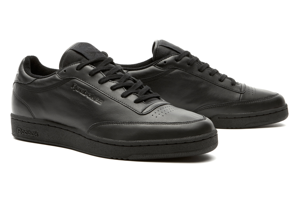Reebok Sandro Club C Black