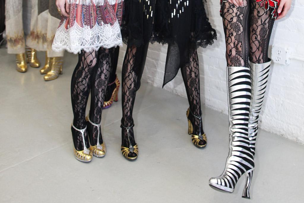 Rodarte New York Fashion Week Spring 2016