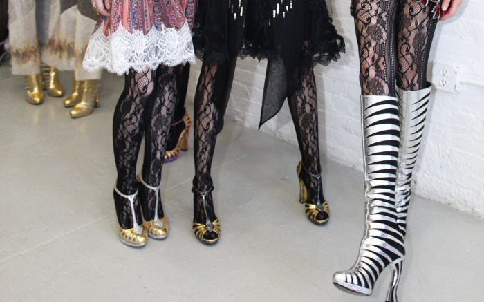 Best Shoes New York Fashion Week Spring 2016